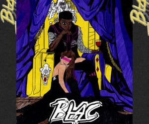 hip hop, rap, and twis blac image