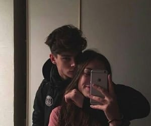 cute couple, Relationship, and cute image