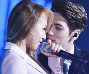 couple, SHINee, and kim jonghyun image