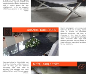 restaurant, Tables, and restaurant furniture image