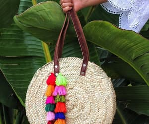 bag, chic, and summer image