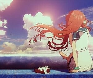 nagi no asukara, anime, and kawaii image