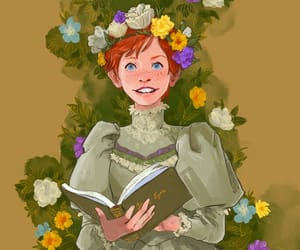 anne shirley, pretty, and cute image
