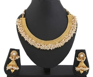 fashion jewellery online, indian fashion jewelry, and indian costume jewelry image
