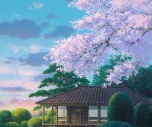anime, japan, and art image