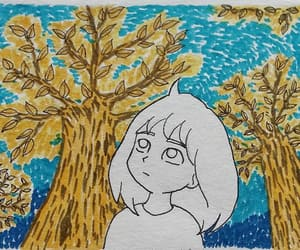 artwork, drawing, and doodle image