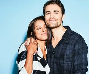 comic con, kat graham, and paul wesley image