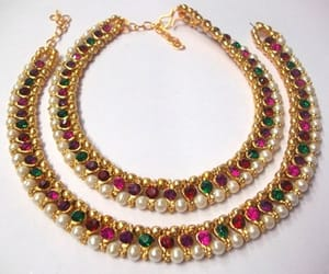 Indian Jewelry, indian style jewelry, and jewelry image