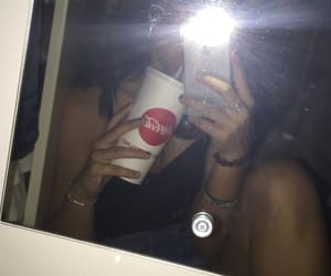 coca cola, flash, and girl image