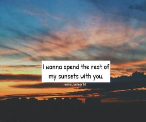 goals, I Love You, and love quotes image