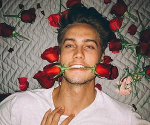boy, rose, and neels visser image