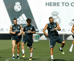 bale, benzema, and real madrid image
