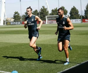 bale, benzema, and duo image