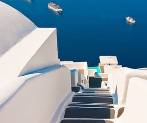 Greece, sea, and blue image
