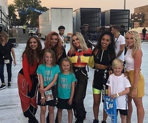 concert, mixers, and jesy nelson image