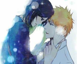 bleach, anime, and ichiruki image