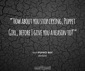 boy, puppet, and watty image