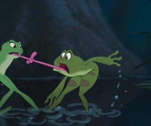 disney, princesses, and frogs image