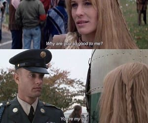 forrest gump, love, and penny image