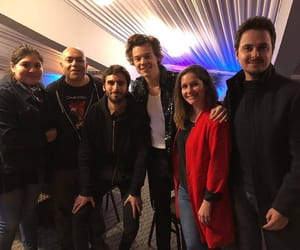 backstage, styles, and harry image