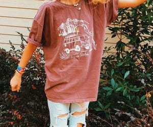 fashion, grunge, and jeans image