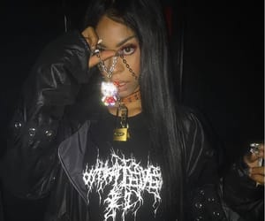 rico nasty, aesthetic, and black image