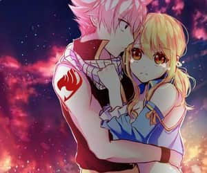 fairy tail, любов, and Нацу image