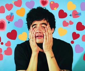 5sos and calum hood image