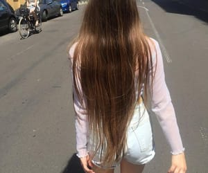 beauty, longhair, and pretty image