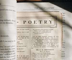 poetry and book image