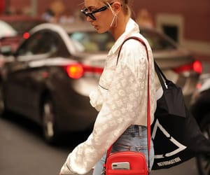 casual, street, and hailey baldwin image