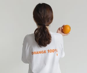 aesthetic, clothes, and fruit image