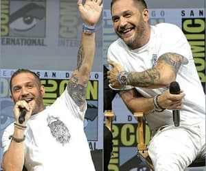 actor, comiccon, and tom hardy image