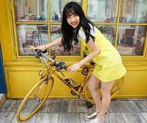 twice, nayeon, and yellow image