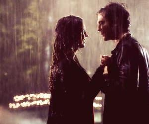 gif, delena, and rain image