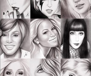 Adele, Mariah Carey, and divas image