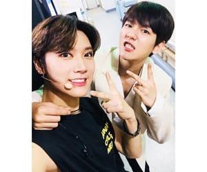 baekhyun, exo, and ten image