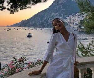 cindy kimberly, model, and sunset image