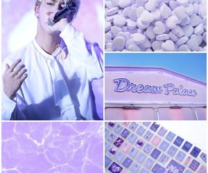 aesthetic, army, and idol image