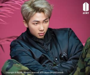 bts, kim namjoon, and rm image