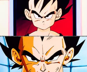 Adult, face, and dragon ball z image