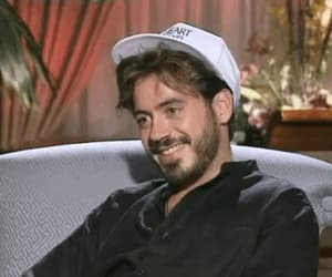 90s, gif, and interview image