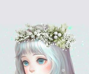 beauty, Enakei, and kawaii image