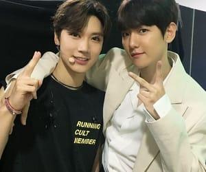 ten and baekhyun image