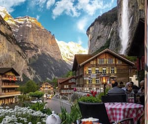 amazing, nature, and switzerland image