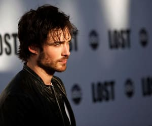 ian somerhalder, tvd, and handsome image
