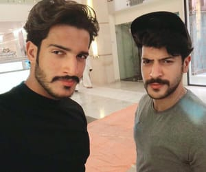 beauty, middle eastern, and arab men image