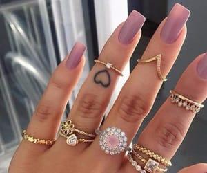beauty, jewellery, and fashion image