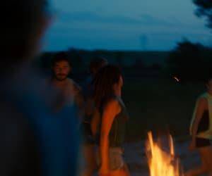americana, bonfire, and gif image