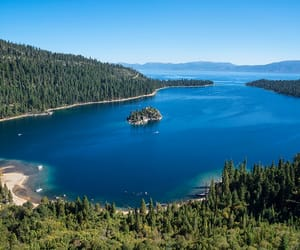 california, el dorado, and lake tahoe image